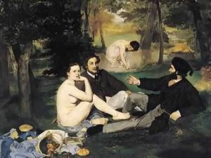 Second Empire Manet
